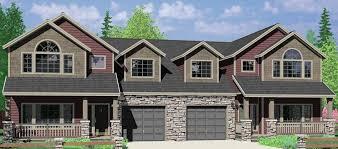 Luxury Duplex House Plans Duplex House Plans Corner Lot Duplex House Plans Narrow Lot