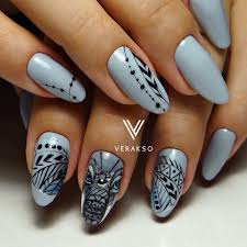 ethnic nails the best images bestartnails com