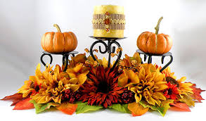 Centerpieces For Thanksgiving Five Easy Thanksgiving Centerpieces Tepper