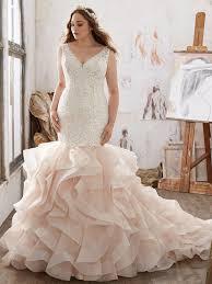 plus size wedding gowns 20 gorgeous plus size wedding dress you ll
