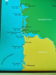 Tillamook Oregon Map by Tarra U0027s Travels Astoria Oregon To Cannon Beach Oregon