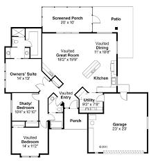 open floor plan house plans one open floor house plans one 100 images one level open floor