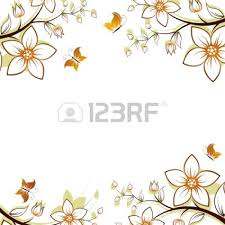 free butterfly clipart backgrounds floral vector stock photos