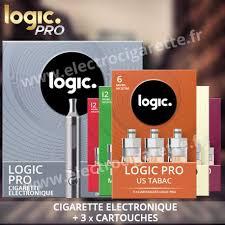 prix cigarette electronique bureau de tabac cigarette électronique logic pro avec 3 cartouches pré remplis