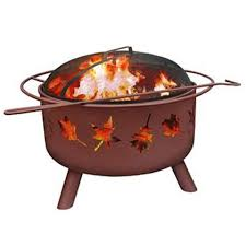 Little Red Fire Pit - 15 best outdoor fire pits for 2017 wood burning and propane fire