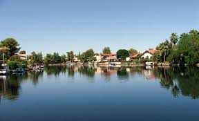 phoenix arizona waterfront homes the lakes in tempe az homes for