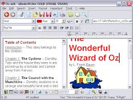 creating ebooks freewarebuzz utilities e book