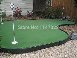 How To Build A Putting Green In My Backyard Can You Use Outdoor Carpet For A Putting Green Carpet Vidalondon