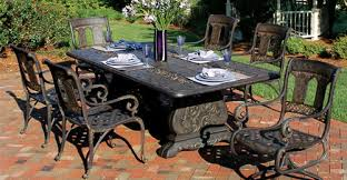 Cast Aluminum Patio Chairs Cast Aluminum Patio Furniture Clearance Outdoor Decorating