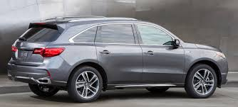 hybrid acura 2017 acura mdx sport hybrid sh awd the daily drive consumer guide
