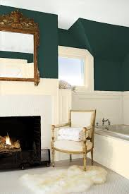 soft soothing blues hunter green and paint shades