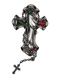 italian rosary italian flag and cross rosaries by mc1219 on deviantart