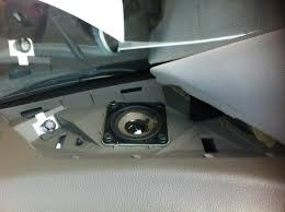 nissan murano key replacement dash speaker replacement nissan murano forum