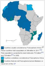 French Language Countries - finding french language ict resources remains challenging u2013 oafrica