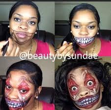 makeup scary makeup tutorial diy clown makeup