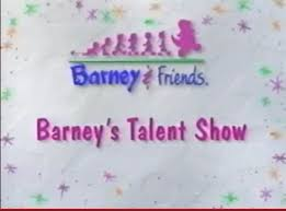 Image Threewishes Theend Jpg Barney by Barney U0027s Talent Show Pbs Supermalechi U0027s Version Custom Barney