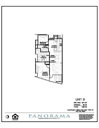 2 Bedroom Condo Floor Plan Panorama Towers Floor Plans U2013 Meze Blog