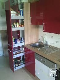 colonne coulissante cuisine meuble haut cuisine laqu cuisine quipe ensemble cuisine last