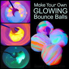 glow balls bouncy balls that glow glorope