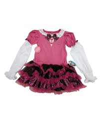 Monster High Halloween Costumes Girls Monster High Pink Girls Costume Dress Girls Costumes Kids