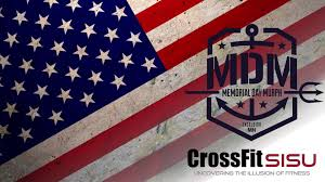 Excelsior Flag Crossfit Sisu Memorial Day Murph 2014 Youtube