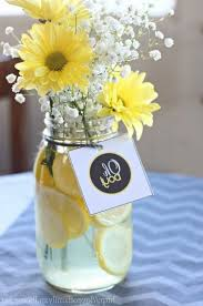 jar centerpieces for baby shower baby shower centerpieces with flowers baby shower jar