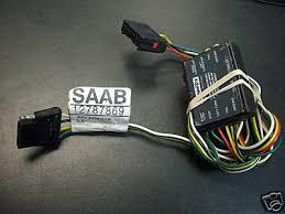 saab 93 towbar wiring diagram saab wiring diagrams instruction