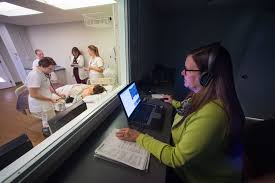 wesleyan rn to bsn illinois wesleyan new simulation center opens at school of nursing