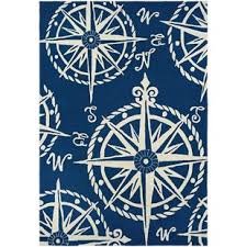 Nautical Area Rugs Nautical Area Rugs You Ll Wayfair