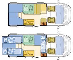 adria compact plus sls floorplan caravan guard blog