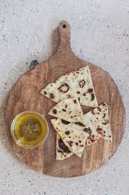 how to make 2 ingredient griddled flatbreads kitchn