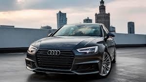 black audi 2017 18 audi a4 b9 sedan black optics daytona gray s line