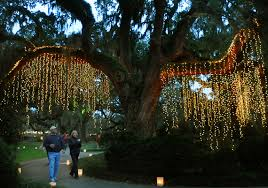 north myrtle beach christmas lights nights of a thousand candles at the brookgreen gardens in myrtle