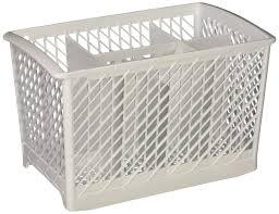 Kitchenaid Dishwasher Utensil Holder Amazon Com Whirlpool 99001576 Silverware Basket Home Improvement