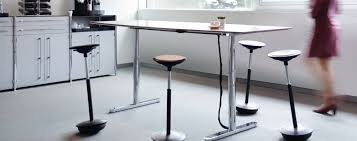 Bar Height Conference Table Travis Height Adjustable Conference Table Dynamic Conference By