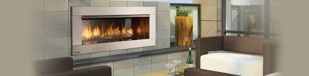 outdoor gas fireplace horizon from regency nz
