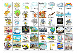 travel forecast images Travel vocabulary and weather forecast worksheet free esl jpg