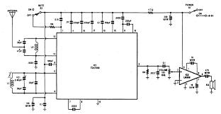 datasheet tda1572 am receiver circuit page nxp pdf wiring