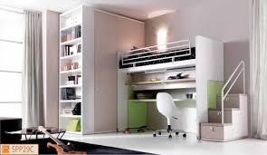 letto a con scrivania letto a scorrevole con scrivania estraibile