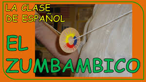 colors in spanish el zumbambico color toy youtube