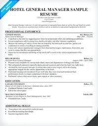 Hospitality Objective Resume Sample Resume For Hotel Jobs Sample Hospitality Resume Hotel