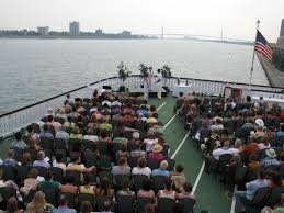 wedding on a boat detroit princess wedding chartering information