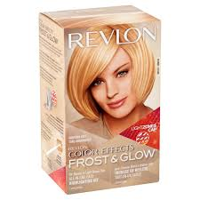 silver hair frosting kit revlon color effects frost glow hair highlighting kit blonde