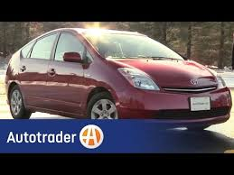toyota prius 2004 review 2004 2009 toyota prius hybrid used car review autotrader