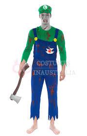 best joker halloween costumes super mario luigi zombie bloody halloween horror fancy dress