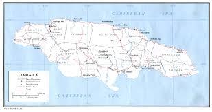 Portland Australia Map by