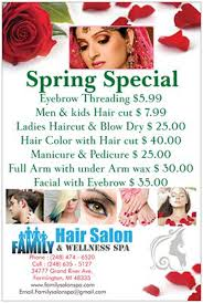 family hair salon spring special salon u0026 spa u0027s at michigan