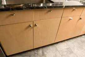 Kitchen Cabinets With Drawers How To Remove Drawers With Self Closing Glides Home Guides Sf Gate