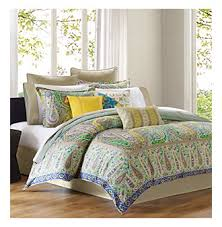 Echo Bedding Sets Bedding Echo Bedding Scarf Paisley Comforter Set Bedding