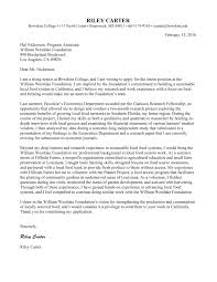 cover letter nonprofit non profit executive director cover letter
